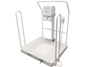 pDR HG+ HF Complete Podiatry Digital X-Ray System