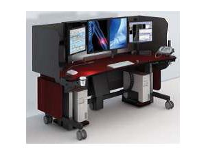 Deluxe Ergo Tier Workstation