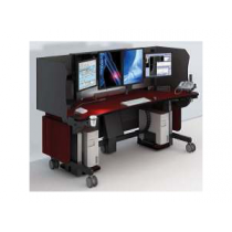 Deluxe Ergo Tier Workstation