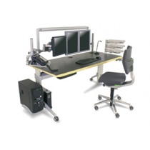 GO2 Multi-Monitor WorkCenter