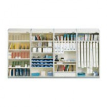 MASS Medical Storage Cabinet: Standard Wall Cabinet