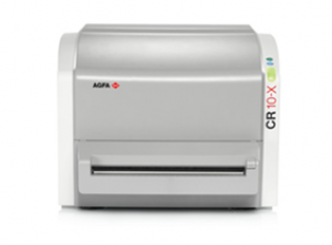AGFA CR 10-X COMPUTED RADIOGRAPHY