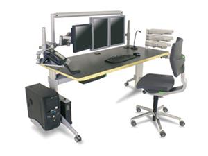 GO2 Multi-Monitor WorkCenter