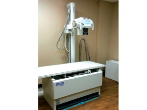 INTEGRITY II FMTS - FLOOR MOUNTED TUBE STAND XRAY SYSTEM