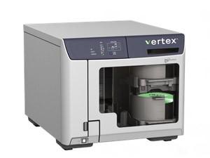 VERTEX 15EI DISC PRODUCTION SYSTEM LIGHT TO MEDIUM CAPACITY