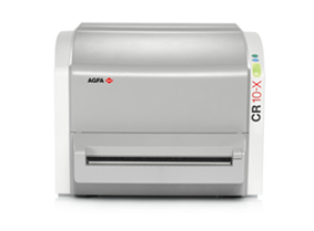 AGFA CR 10-X COMPUTED RADIOGRAPHY