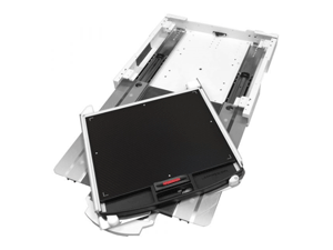 LOCK-N-SECURE II ROTATIONAL TRAY FOR USE WITH LOCK-N-SECURE II DR PANEL PROTECTORS