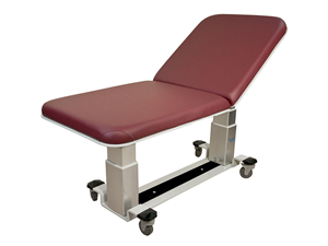General Ultrasound Table with Fowler - 2 Section