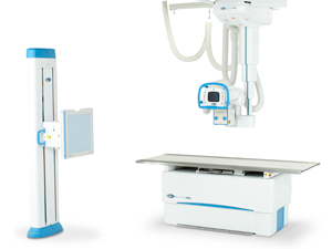 RadPRO ELITE XM - Overhead/Ceiling Mounted Radiography System