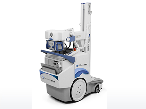 RadPRO Mobile 40kW Digital X-ray system
