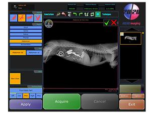 Veterinary Acquire Interface
